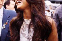 Selena Gomez and Shakira / by SpurlockAlbert