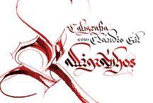 calligraphy / by barbara viganò