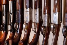 Guns - Collectable Shotguns / Gund / by Daryl Yokochi
