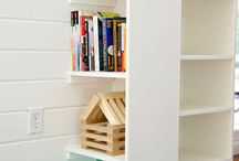 Tiny House Storage / Ways to store things at a tiny house. / by The Tiny Life