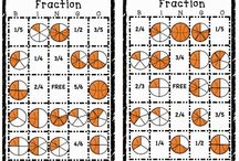 Fractions  / by Brittany Cortes
