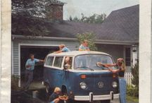 VW Bus / by wayne cochrane