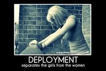 Deployment/ Military / by Jenny Feghali