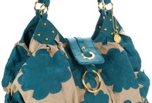 -~-Whole Bag of Pretty-~- / Great Handbags that I Love! / by Serena Miller