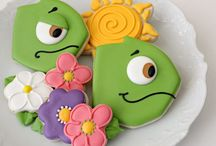 Cookie Designs / by AnnMarie Valle