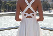 Little White Dress / by Style Estate