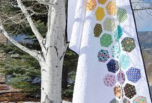 Quilty Inspiration  / by Jessica Marie (Quilty Habit)