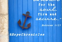 The Hope Chronicles / by Amanda Dykes