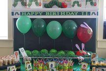 Birthday ideas ... / by Meagan