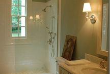 Interiors - Bathrooms / by Tara Kraus