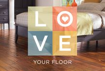 #LoveYourFloor / by Anne Walthall Lehnick