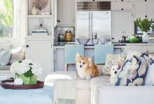 Coastal Living / A collection of rooms from places by the sea........ / by Kay Furlong