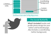 Blogging & Social Media / by Pano Pra Mangas