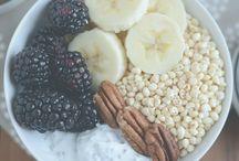Healthy food / by Dezi Carter