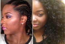 Natural Styles!! / All Things Natural And Beautiful!! / by Michelle Spivery