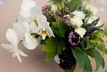 wedding centerpieces / by Petals Vermont Wedding Flowers