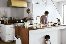 kitchens / by Rachel Kate