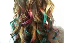 Hairstyles / by Kristin Smith Garrett