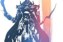 Final fantasy XII / by Steve Gilmer