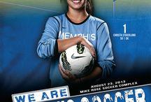 2013-14 Memphis Game Programs / by Memphis Athletics