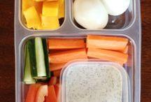 Food - Lunch Ideas / by Megan Wharton