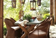 Outdoor Living Space / by Dawn Lent