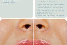{Beauty} Hints, Tips, Advice / by Jessie-Lyn Gaisson