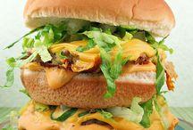 Burgers / by Angela