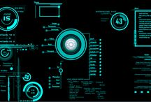 Jarvis Theme for Windows 7 / by ☆ DGBoost