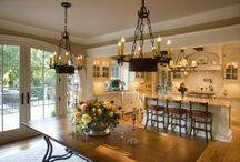 Dining room / by Carolyn Schilling