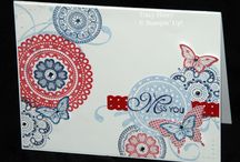 StampinUp Lacy&Lovely / by Aletta Heij