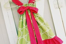 Sewing/DIY with fabrics / by Sarah Brady