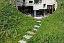architecture / by Marlene Bilsky