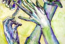 Hands / by Nanette Bratton