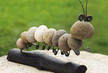 sticks & stones / by Trisha Casey