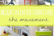 Furniture fun:) / by Shelby Tavern