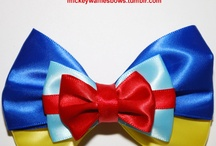 Disney Hairbows & Headbands / by Debra Hutchinson