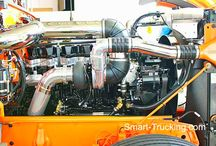 Diesel Engines for Big RIgs / by Smart Trucking