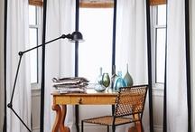 Curtains - Windows / by stacie fourroux