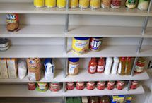 Pantry / by Jessica Howard