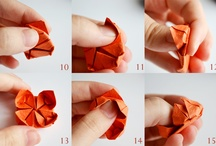 Origami / Awesome / by Zali de Haan