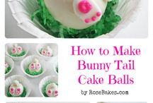 Holiday Easter Baking Ideas / by Birthday Cakes 4 Free