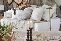 Dream Bedrooms / by Diane Drake