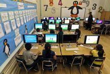 EdTech / Technology in Education 1:1 School tech culture   / by Yoon Lim