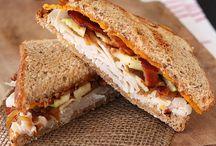 Sandwiches  / by Taylor Plotz