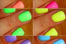Nails / by Tori Papania
