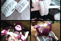 Babyshower ideas for ella / by Cynthia Caballero