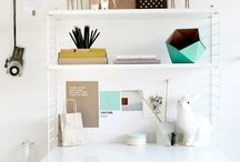 Home office / by Isabella Nogueira