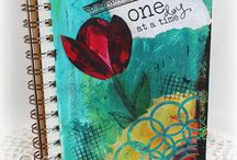 Art Journaling / by Shae Williams