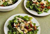 KalynsKitchen Salad Recipes with Arugula, Cabbage, Lettuce, Spinach, and Other Greens / Delicious salad recipes featuring every type of greens! / by Kalyn's Kitchen